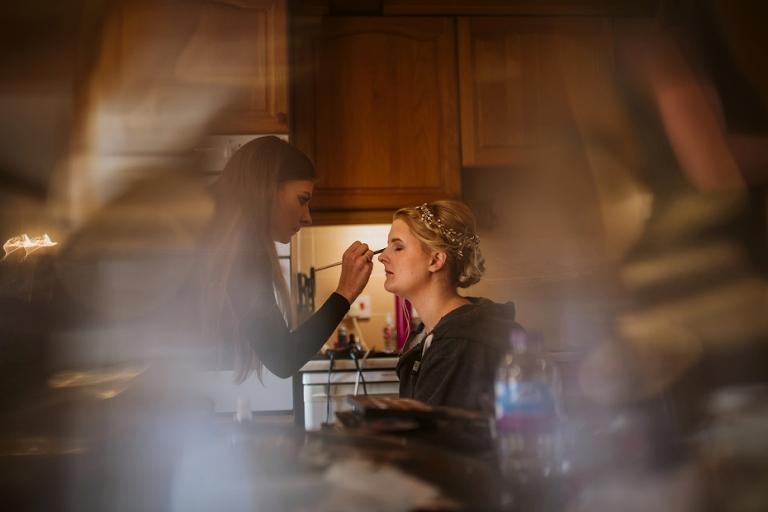 Oxford Four Pillars Wedding- Chloe & Chris - Lee Dann Photography - 0032