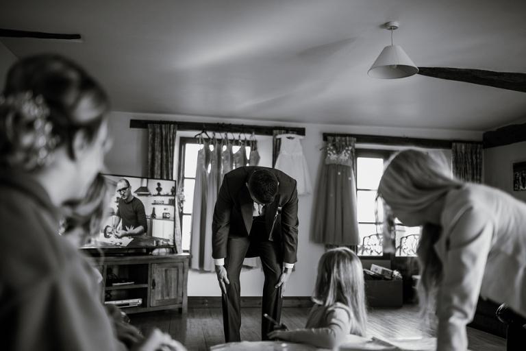 Oxford Four Pillars Wedding- Chloe & Chris - Lee Dann Photography - 0043