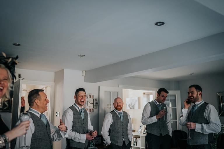 Oxford Four Pillars Wedding- Chloe & Chris - Lee Dann Photography - 0095