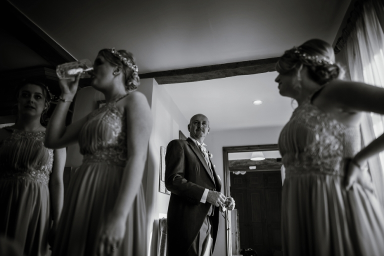 Oxford Four Pillars Wedding- Chloe & Chris - Lee Dann Photography - 0114
