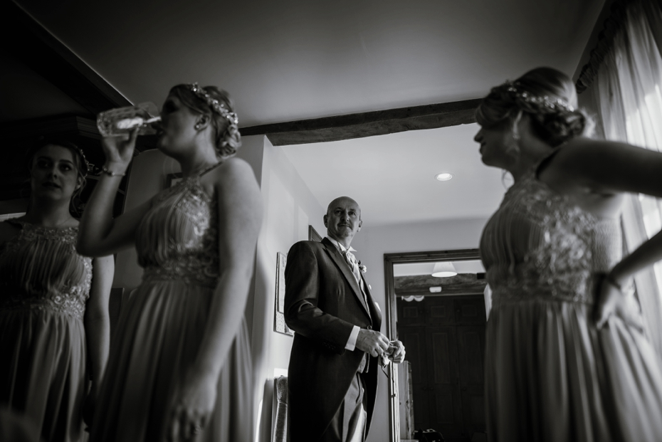 Oxford Four Pillars Wedding- Chloe & Chris - Lee Dann Photography - 0114