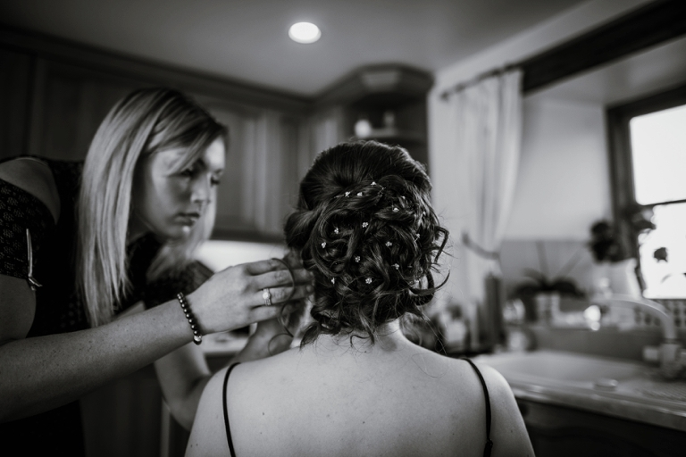 Oxford Four Pillars Wedding- Chloe & Chris - Lee Dann Photography - 0118