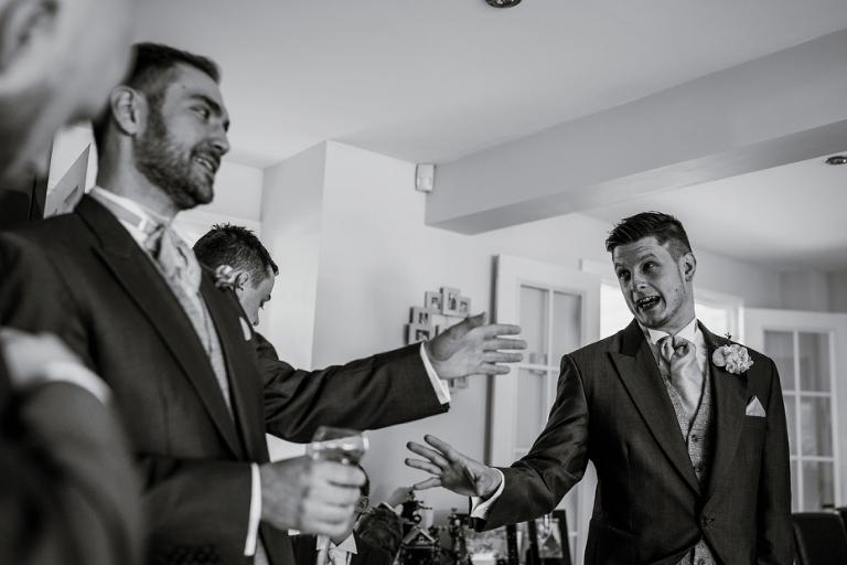 Oxford Four Pillars Wedding- Chloe & Chris - Lee Dann Photography - 0123