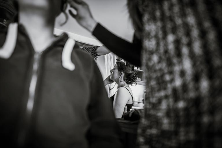 Oxford Four Pillars Wedding- Chloe & Chris - Lee Dann Photography - 0129