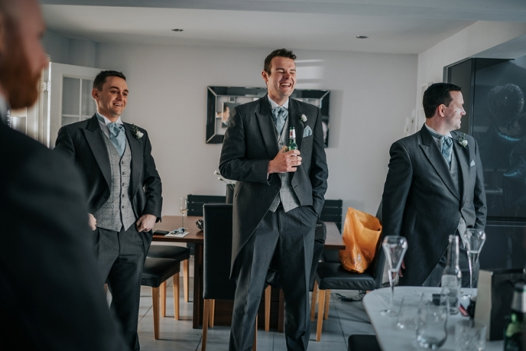 Oxford Four Pillars Wedding- Chloe & Chris - Lee Dann Photography - 0133