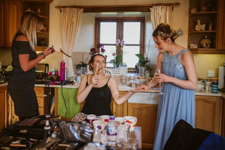 Oxford Four Pillars Wedding- Chloe & Chris - Lee Dann Photography - 0156