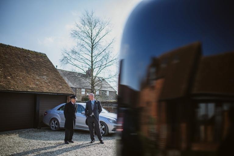 Oxford Four Pillars Wedding- Chloe & Chris - Lee Dann Photography - 0167