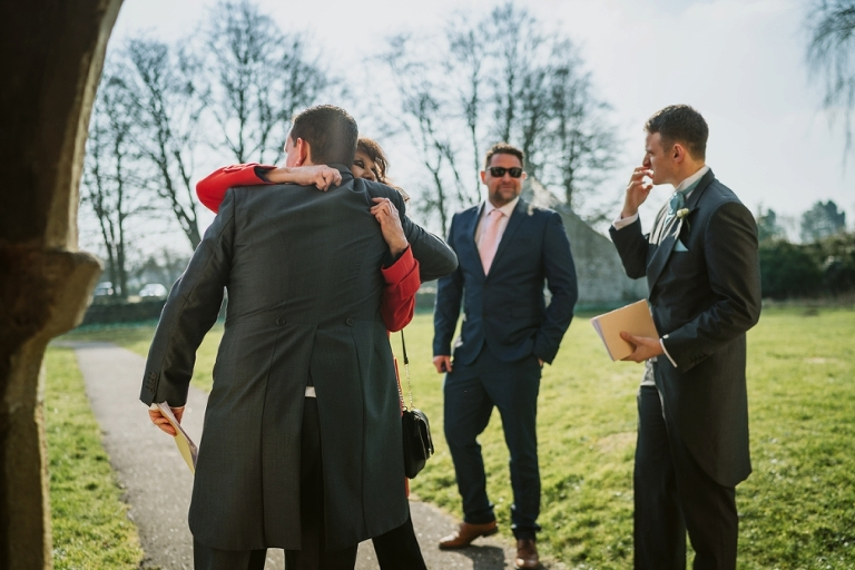 Oxford Four Pillars Wedding- Chloe & Chris - Lee Dann Photography - 0236
