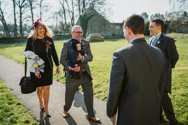 Oxford Four Pillars Wedding- Chloe & Chris - Lee Dann Photography - 0257