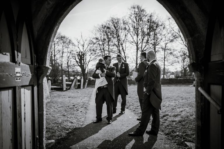 Oxford Four Pillars Wedding- Chloe & Chris - Lee Dann Photography - 0280