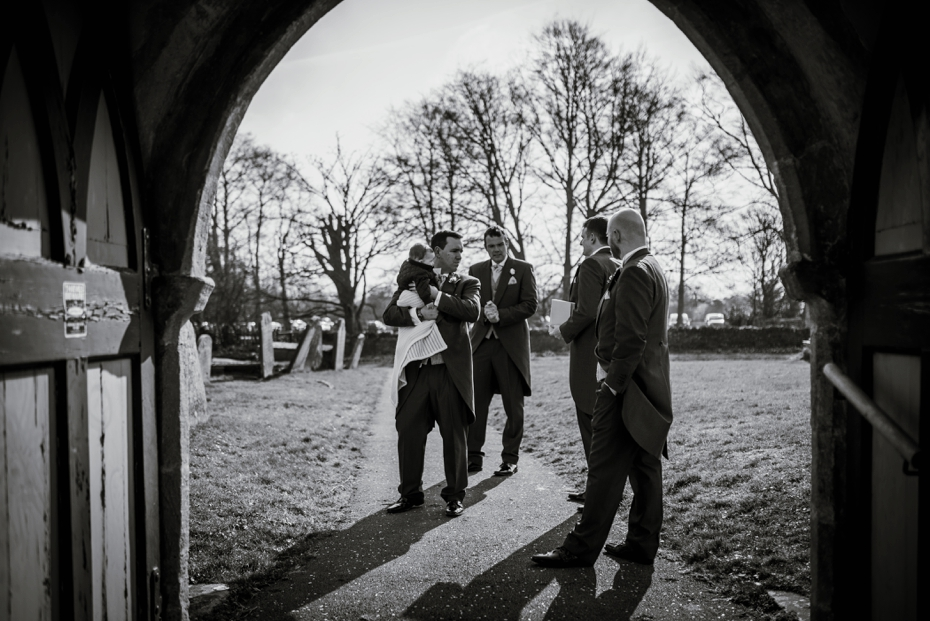 Oxford Four Pillars Wedding- Chloe & Chris - Lee Dann Photography - 0280