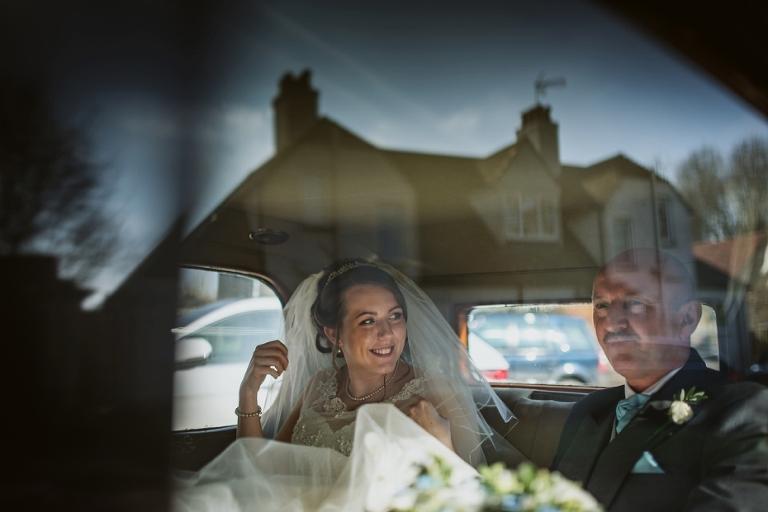 Oxford Four Pillars Wedding- Chloe & Chris - Lee Dann Photography - 0294
