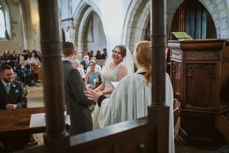 Oxford Four Pillars Wedding- Chloe & Chris - Lee Dann Photography - 0336