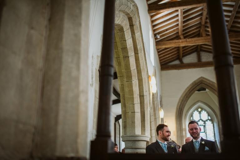 Oxford Four Pillars Wedding- Chloe & Chris - Lee Dann Photography - 0344
