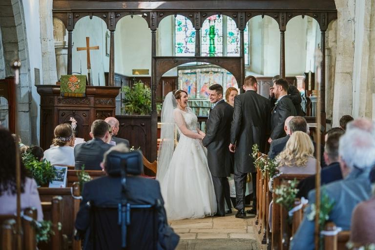 Oxford Four Pillars Wedding- Chloe & Chris - Lee Dann Photography - 0348