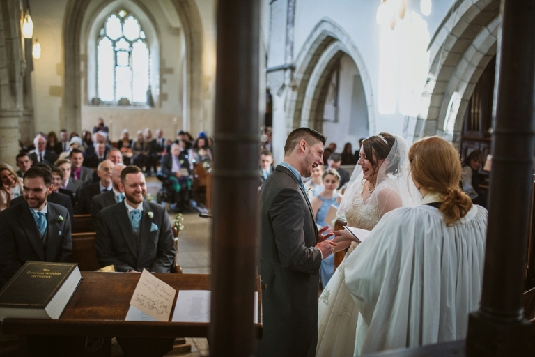 Oxford Four Pillars Wedding- Chloe & Chris - Lee Dann Photography - 0359