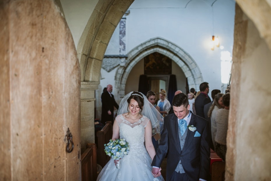 Oxford Four Pillars Wedding- Chloe & Chris - Lee Dann Photography - 0391