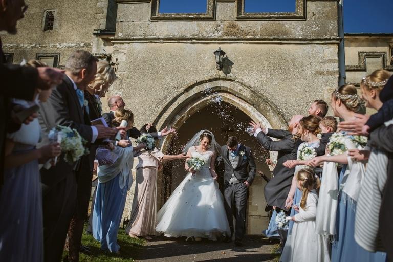 Oxford Four Pillars Wedding- Chloe & Chris - Lee Dann Photography - 0398