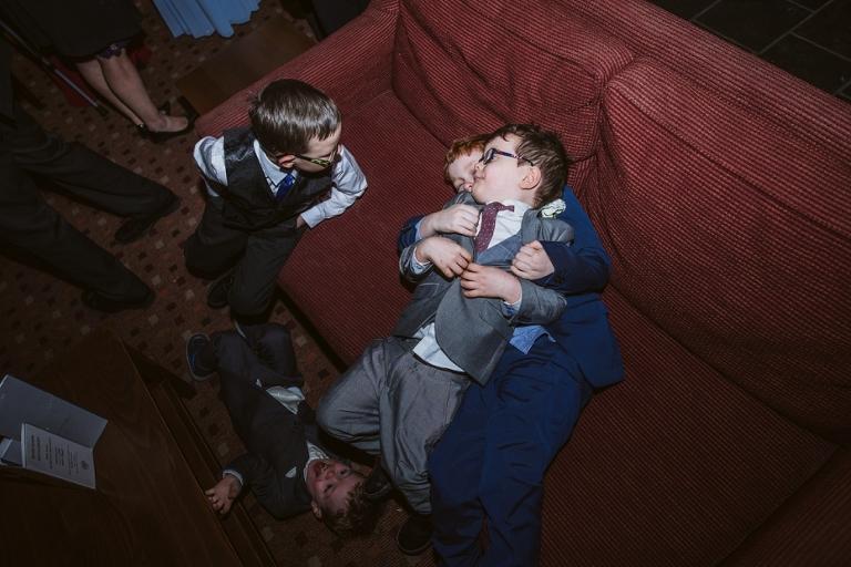 Oxford Four Pillars Wedding- Chloe & Chris - Lee Dann Photography - 0447