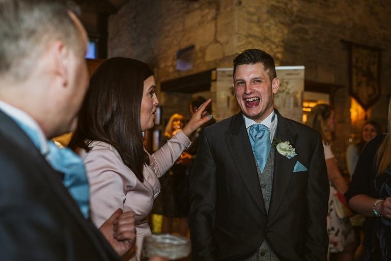 Oxford Four Pillars Wedding- Chloe & Chris - Lee Dann Photography - 0476