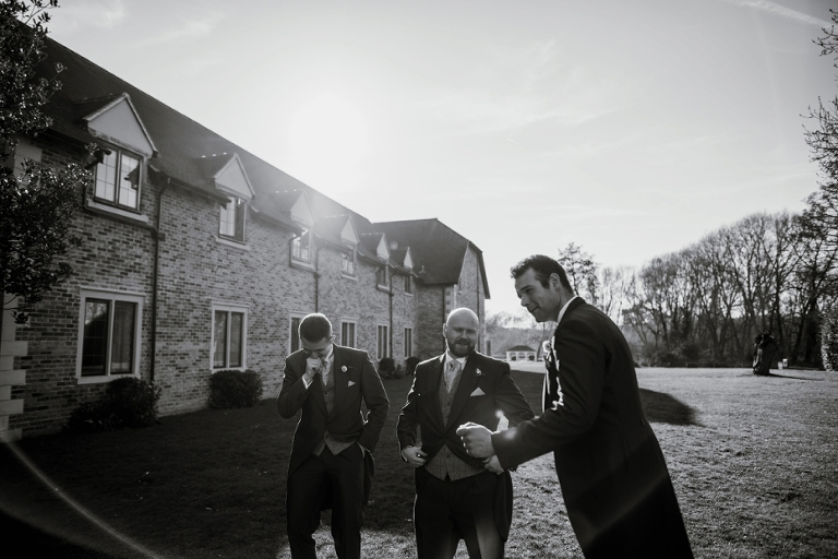 Oxford Four Pillars Wedding- Chloe & Chris - Lee Dann Photography - 0490