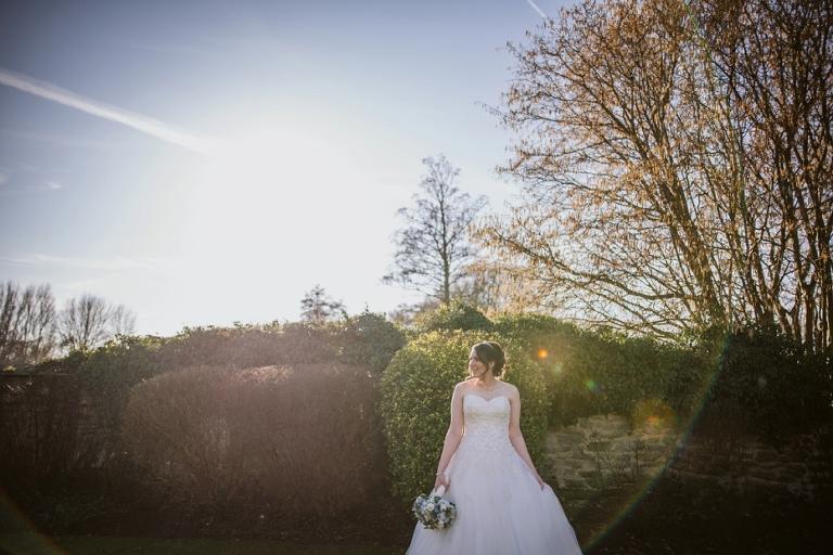 Oxford Four Pillars Wedding- Chloe & Chris - Lee Dann Photography - 0507