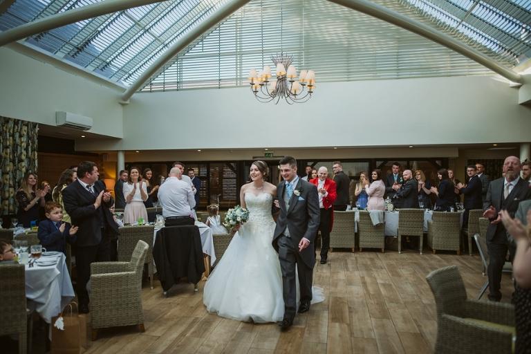 Oxford Four Pillars Wedding- Chloe & Chris - Lee Dann Photography - 0524