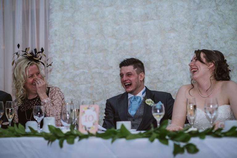 Oxford Four Pillars Wedding- Chloe & Chris - Lee Dann Photography - 0528