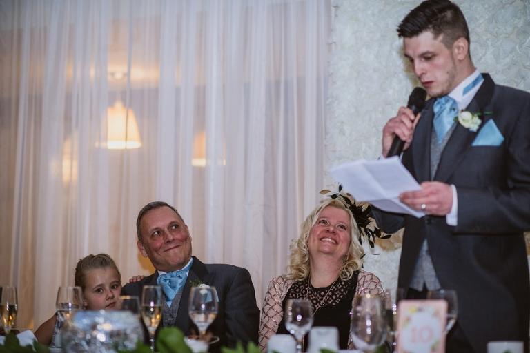 Oxford Four Pillars Wedding- Chloe & Chris - Lee Dann Photography - 0549
