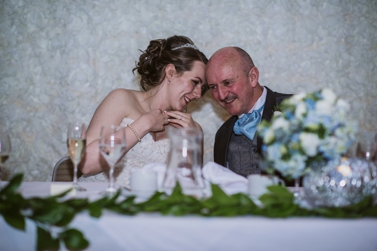 Oxford Four Pillars Wedding- Chloe & Chris - Lee Dann Photography - 0552