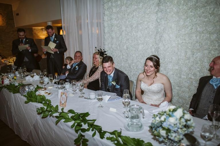 Oxford Four Pillars Wedding- Chloe & Chris - Lee Dann Photography - 0579