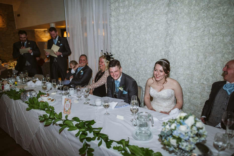 Oxford Four Pillars Wedding- Chloe & Chris - Lee Dann Photography - 0579