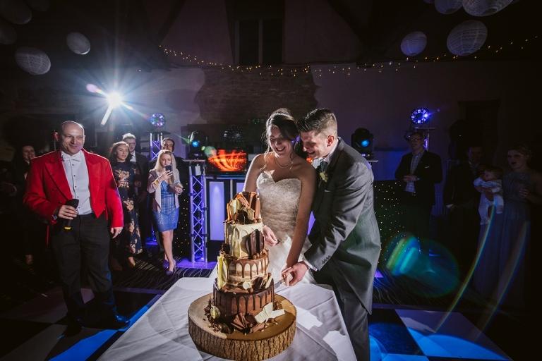 Oxford Four Pillars Wedding- Chloe & Chris - Lee Dann Photography - 0589