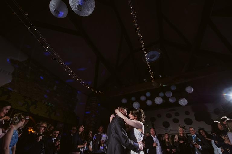 Oxford Four Pillars Wedding- Chloe & Chris - Lee Dann Photography - 0598