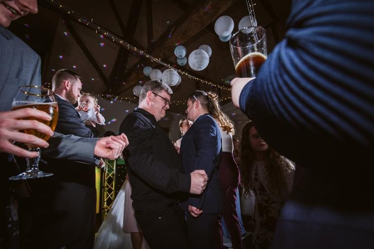 Oxford Four Pillars Wedding- Chloe & Chris - Lee Dann Photography - 0612