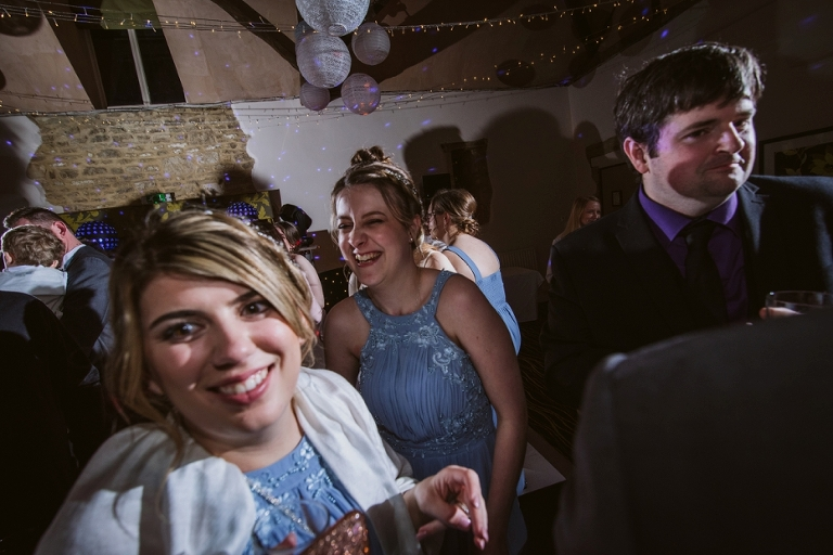 Oxford Four Pillars Wedding- Chloe & Chris - Lee Dann Photography - 0614