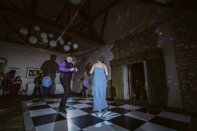 Oxford Four Pillars Wedding- Chloe & Chris - Lee Dann Photography - 0627