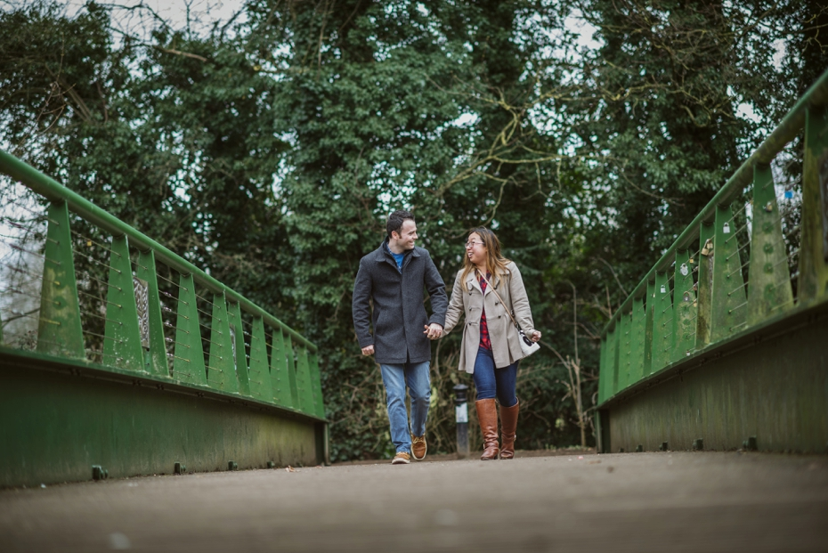 Abingdon Engagement shoot - Marie & Oliver - Lee Dann Photography - 0002
