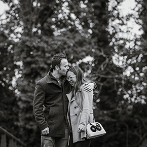 Abingdon Engagement photos, Marie & Oliver