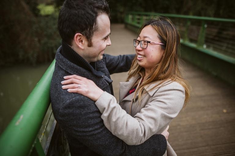 Abingdon Engagement shoot - Marie & Oliver - Lee Dann Photography - 0012