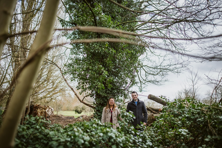 Abingdon Engagement shoot - Marie & Oliver - Lee Dann Photography - 0014