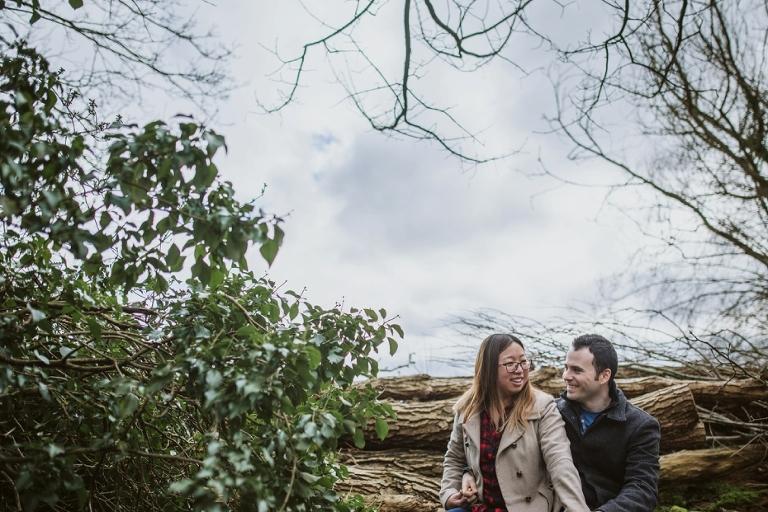 Abingdon Engagement shoot - Marie & Oliver - Lee Dann Photography - 0017