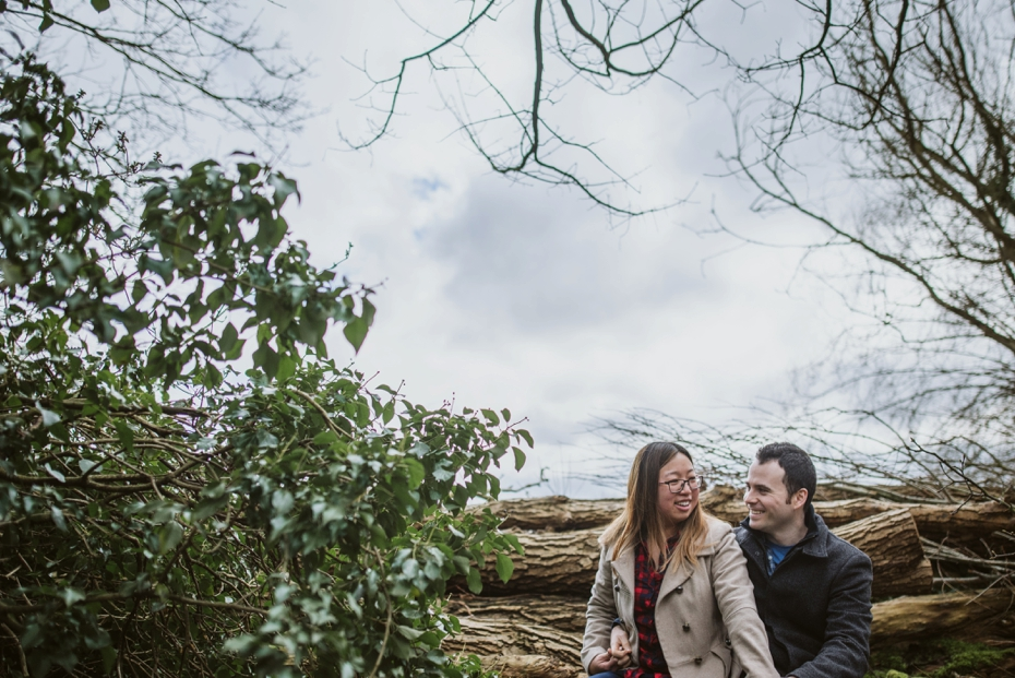 Abingdon Engagement shoot - Marie & Oliver - Lee Dann Photography - 0017