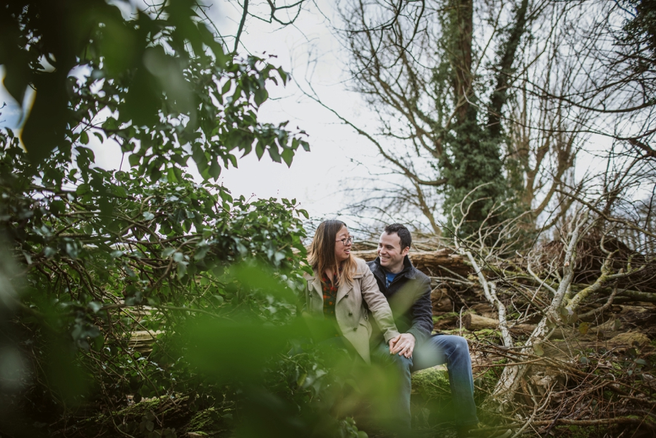 Abingdon Engagement shoot - Marie & Oliver - Lee Dann Photography - 0018