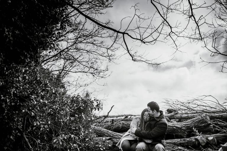 Abingdon Engagement shoot - Marie & Oliver - Lee Dann Photography - 0019