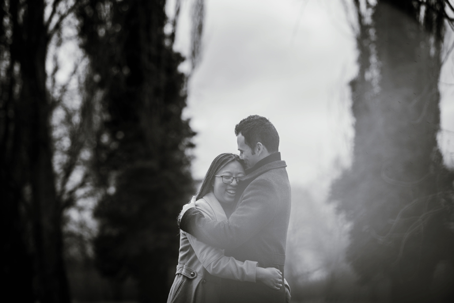 Abingdon Engagement shoot - Marie & Oliver - Lee Dann Photography - 0020