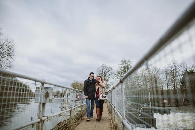 Abingdon Engagement shoot - Marie & Oliver - Lee Dann Photography - 0025