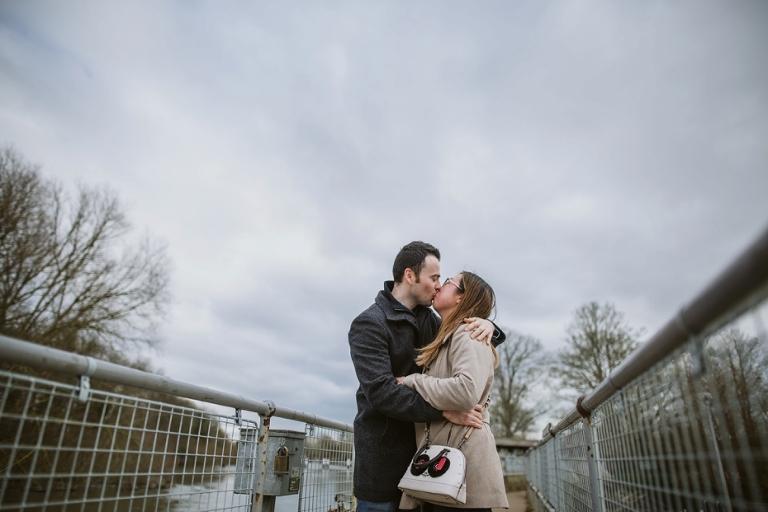 Abingdon Engagement shoot - Marie & Oliver - Lee Dann Photography - 0027