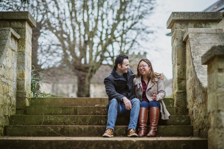 Abingdon Engagement shoot - Marie & Oliver - Lee Dann Photography - 0042