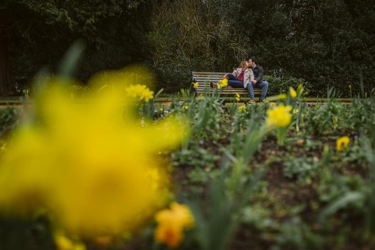 Abingdon Engagement shoot